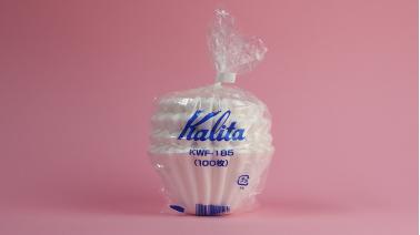Filtre conique papier Kalita