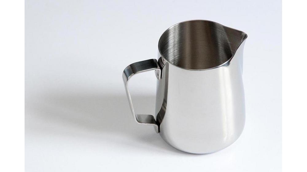 Pichet lait Latte art