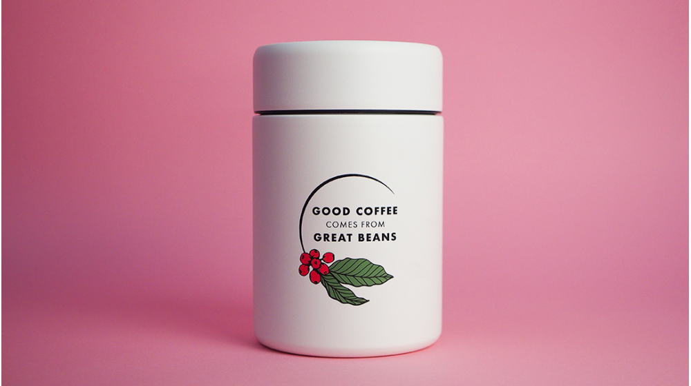 Boite de conservation grain de café - Canister MOKXA