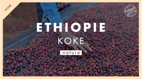 Ethiopie Koke process nature